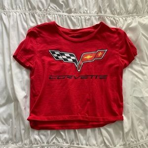 Corvette Crop Top